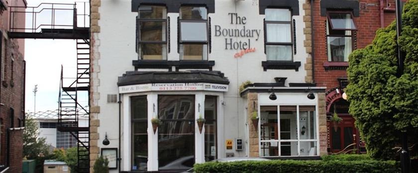 Boundary Hotel Leeds - dream vacation