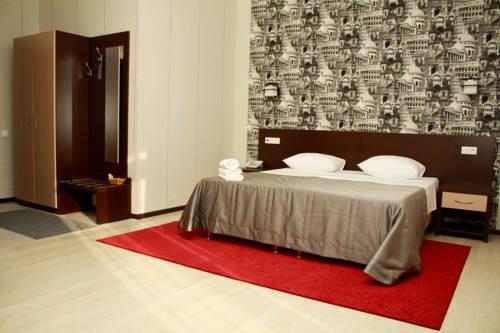 Avangard Hotel Karasunskiy District - dream vacation
