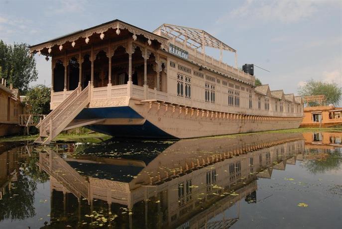 Khilona Group of Houseboats - dream vacation