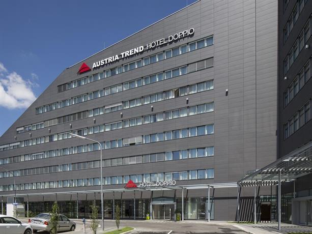 Austria Trend Hotel Doppio Wien - dream vacation