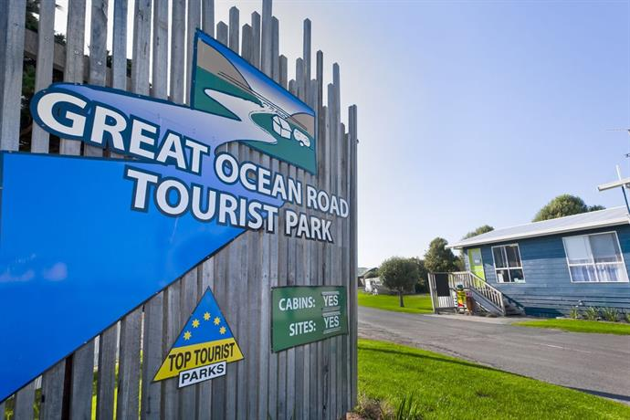 Photo: Great Ocean Road Tourist Park