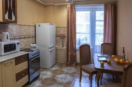 Апартаменты ODIN на Лисиха