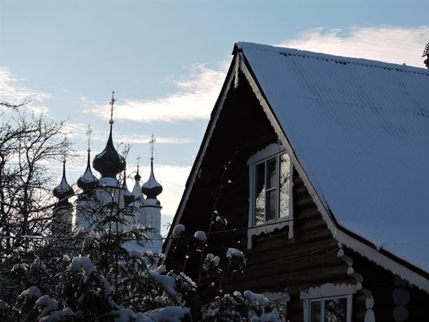 Russkaya Izba s baney