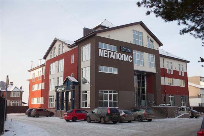 Гостиница Мегаполис