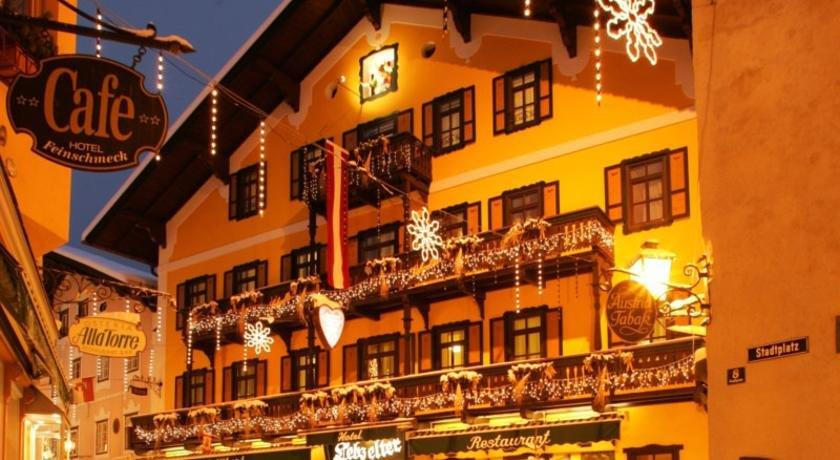 Hotel Lebzelter Zell am See - dream vacation