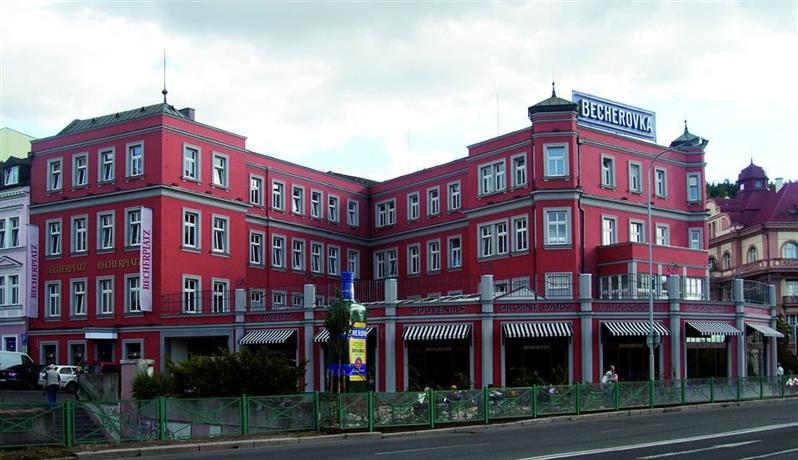 Apartmany Becherplatz