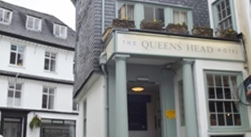 The Queens Head St Austell - dream vacation