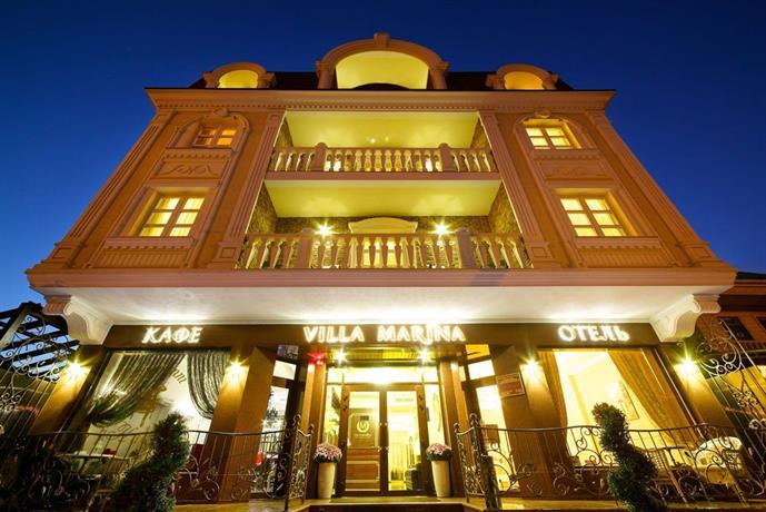 Villa Marina Hotel Western District - dream vacation