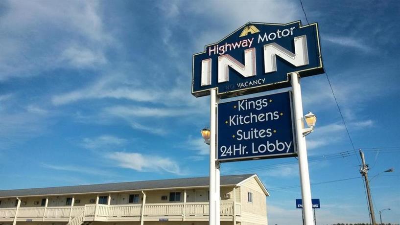 Highway Motor Inn Images
