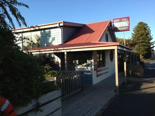 Photo: Port O' Call Motel