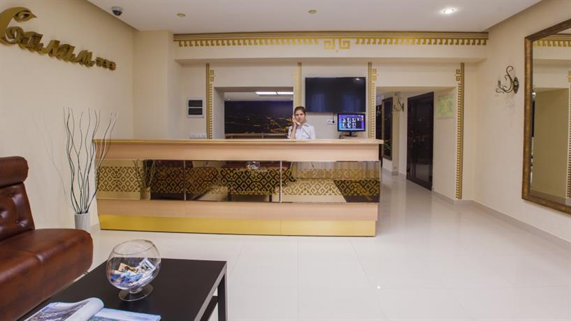 Отель Салам