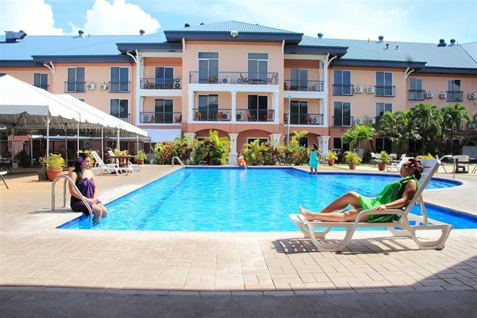 Tradewinds Hotel - dream vacation