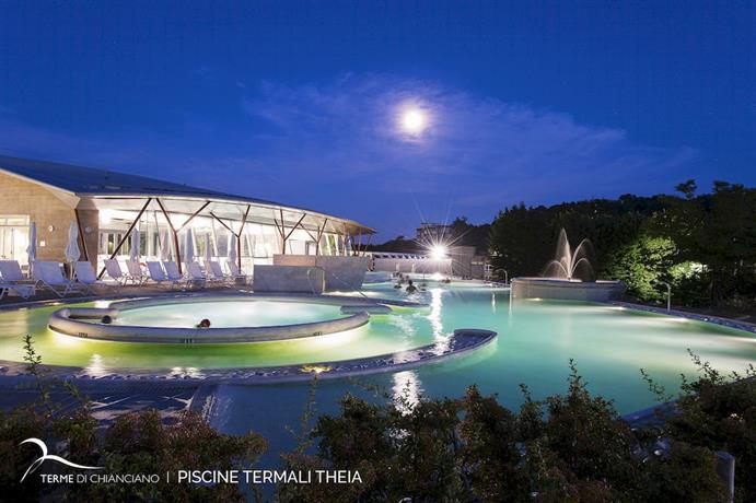 Hotel Gloria Chianciano Terme - dream vacation