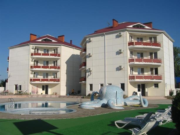Отель Salen Resort