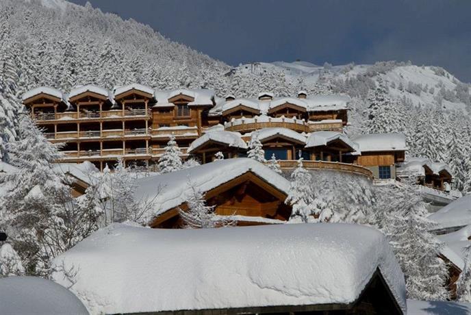Lecrans Spa - dream vacation
