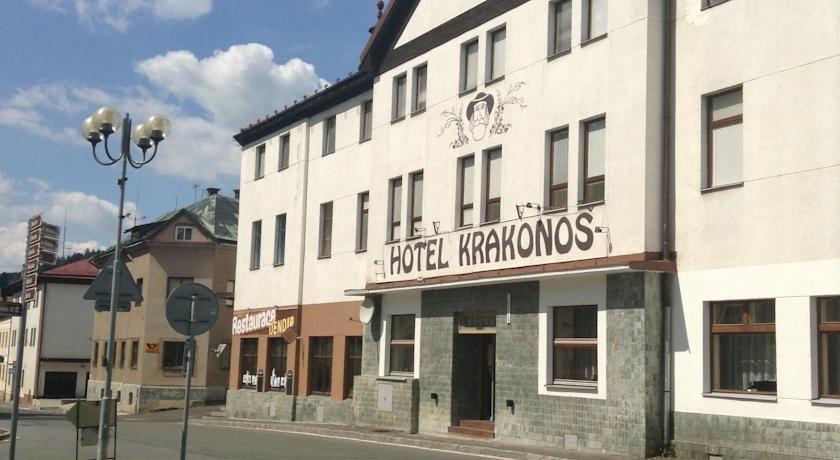 Hotel Krakonos Rokytnice nad Jizerou