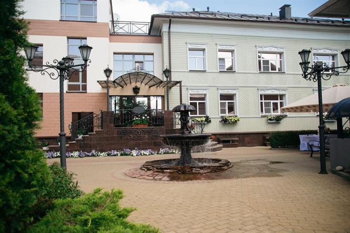 Гостиница История