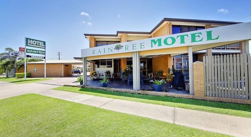 Photo: Raintree Motel
