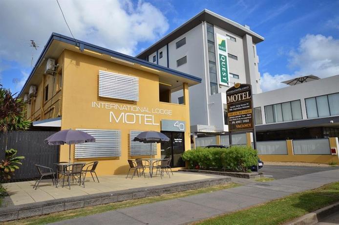 Photo: International Lodge Motel