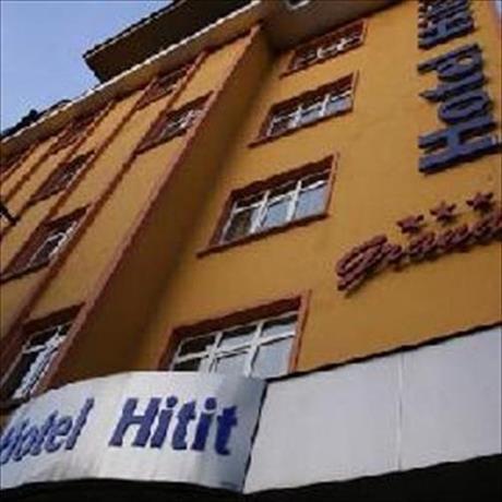 Grand Hitit Hotel - dream vacation