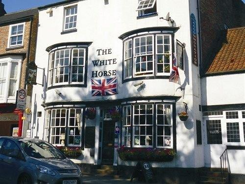 The White Horse Ripon - dream vacation