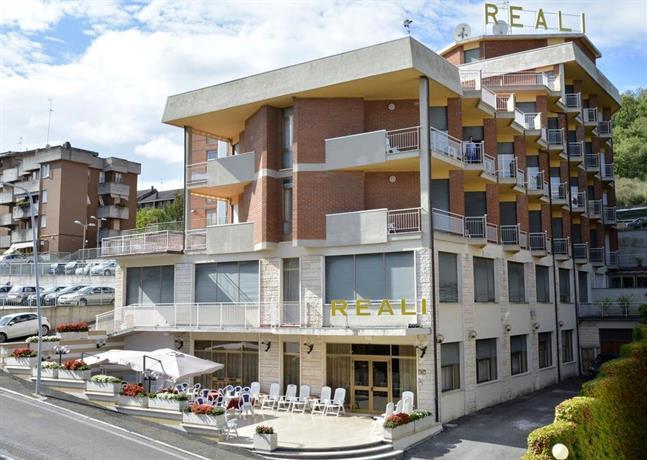 Hotel Reali - dream vacation