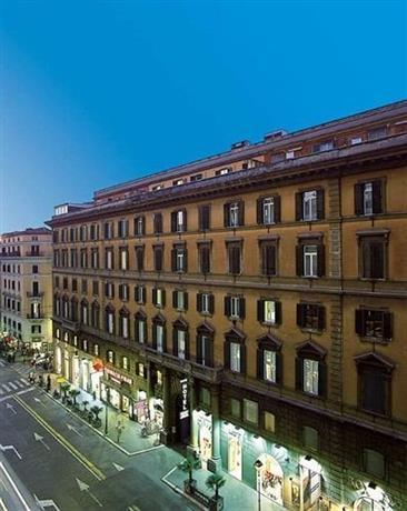 Hotel Miami Rome - dream vacation