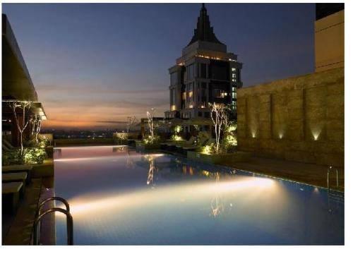 Oakwood Premier Prestige Apartment Bangalore - dream vacation