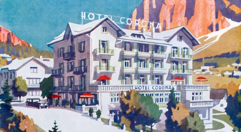 Corona Hotel Cortina d\'Ampezzo - dream vacation