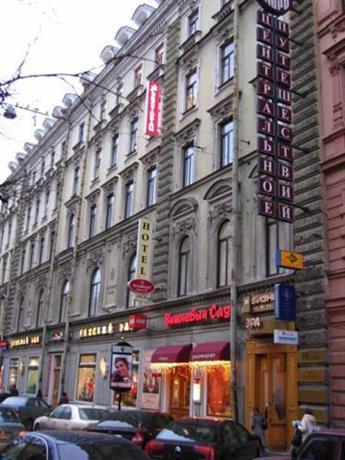 Мини-отель Бельведер-Невский
