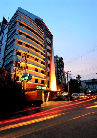 Clover Hotel Yangon - dream vacation