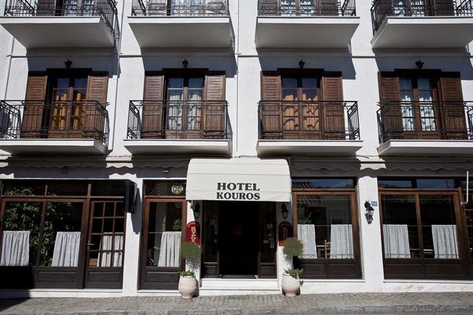 Kouros Hotel Delphi - dream vacation