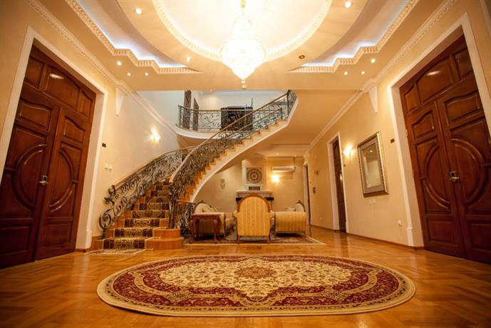 Hotel Twins Dushanbe - dream vacation