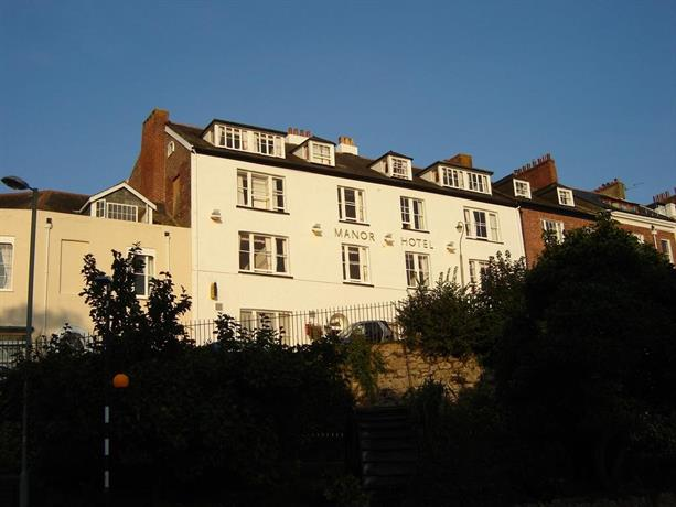 Manor Hotel Exmouth - dream vacation