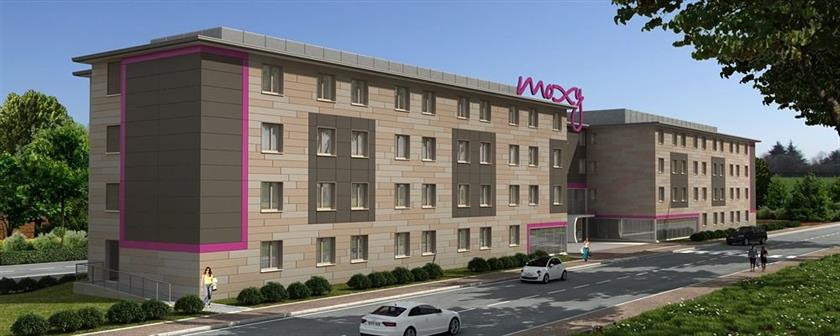 Moxy Milan Malpensa Airport T2 a Marriott Lifestyle Hotel - dream vacation