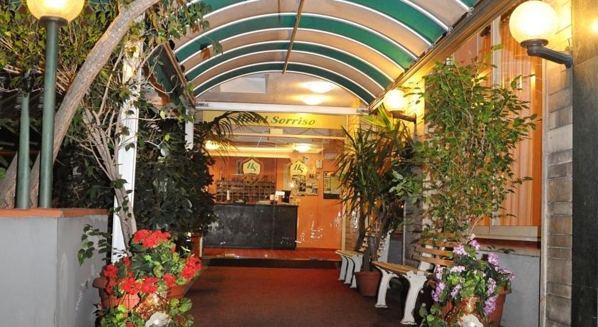 Hotel Sorriso Sanremo - dream vacation