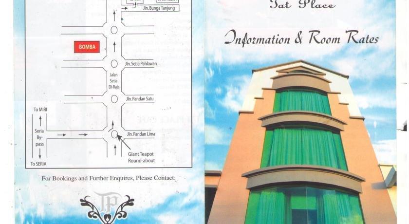 Tat Place Hotel Kuala Belait
