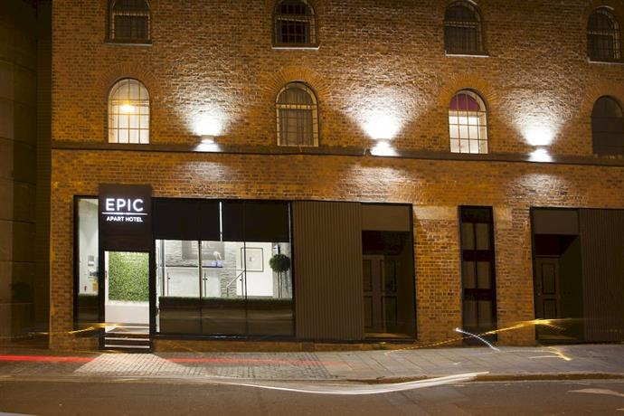 Epic Apart Hotel - Seel Street - dream vacation