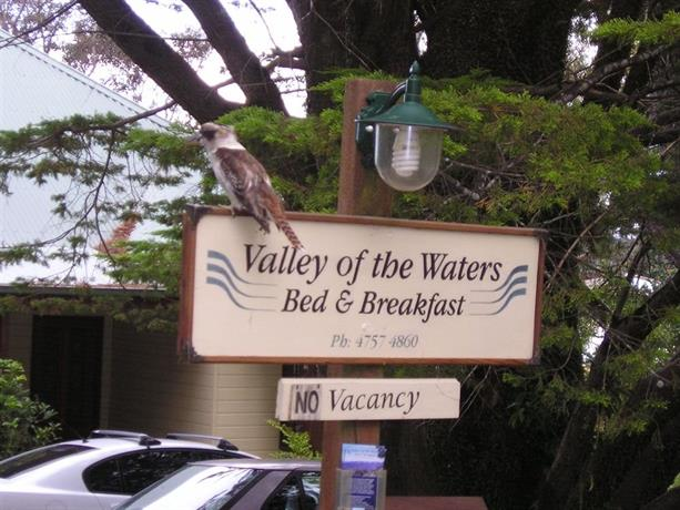 Valley of the Waters Bed and Breakfast