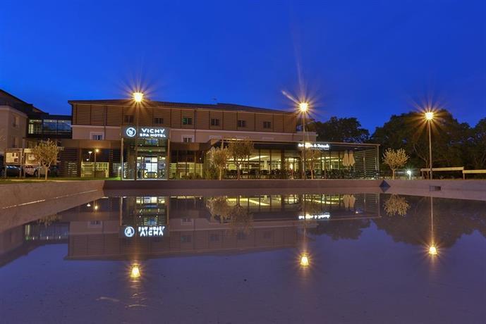 Vichy Spa Hotel Montpellier Juvignac - dream vacation