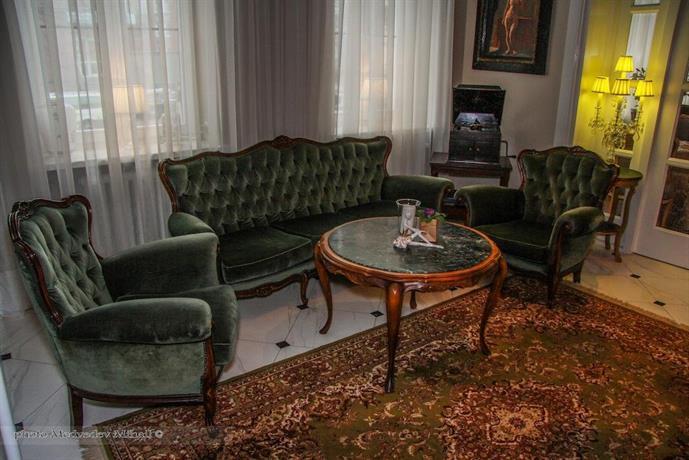 Отель Чайковский