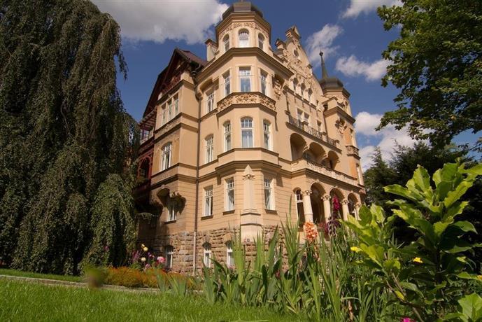 Apartmany Villa Liberty