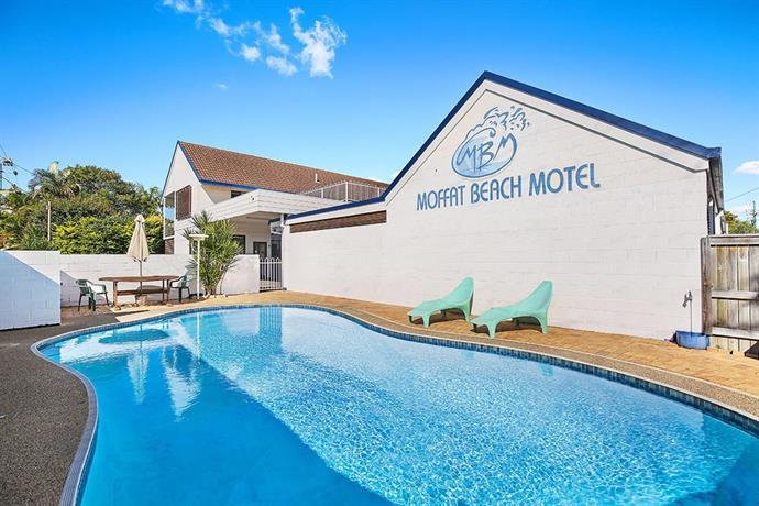 Photo: Moffat Beach Motel Caloundra