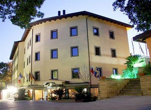 Grand Hotel Villa Dei Papi - dream vacation
