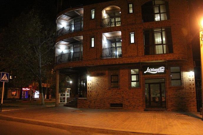 Отель Ламанш