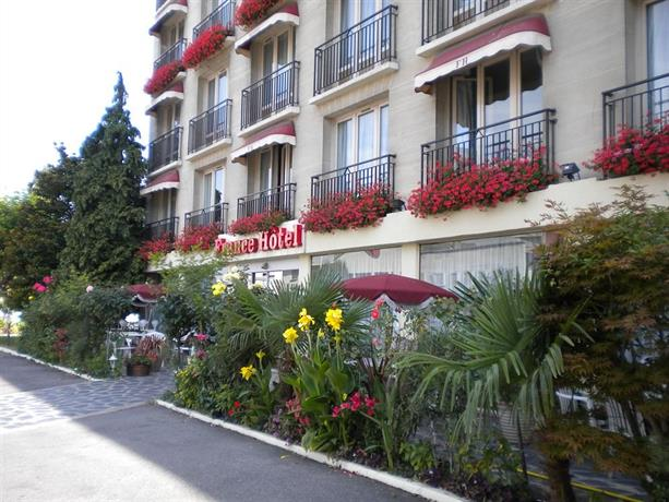 France Hotel - dream vacation