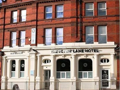 Penny Lane Hotel - dream vacation