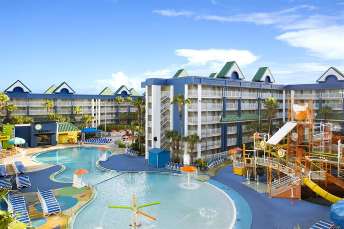 Holiday Inn Resort Orlando Suites - Waterpark - dream vacation