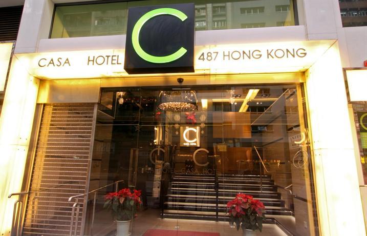 Casa Hotel Hong Kong - dream vacation