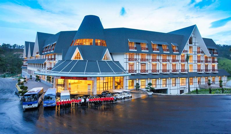 Swiss-Belresort Tuyen Lam Dalat - dream vacation